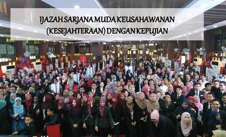 Ijazah Sarjana Muda Keusahawanan Kesejahteraan Dengan Kepujian Faculty Of Hospitality Tourism And Wellness Universiti Malaysia Kelantan